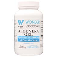 Aloe Vera Gel | Equivalent to 15000 mg of Pure Aloe Vera