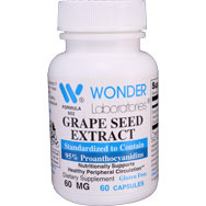 Grape Seed Extract | Standardized to 95% Proanthocyanidins