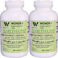 Garcinia PH2 <sup>&trade;</sup><br>Garcinia with Carb Controller