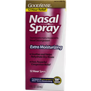 Nasal Spray | Extra Moisturizing | 12 Hour Relief