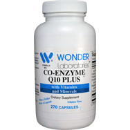 Co-Enzyme Q10 Plus with Vitamins and Minerals