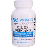 Oil Of Oregano | Equivalent to 1500 mg