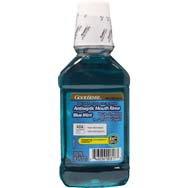 Antiseptic Mouth Rinse - Blue Mint Flavor by GoodSense