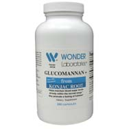 Glucomannan+ | from Konjac Root & now with Chromium