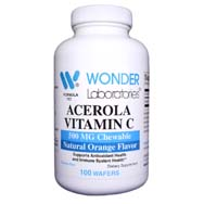 Chewable  Acerola Vitamin C 500 mg