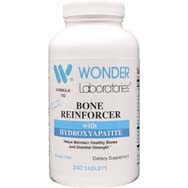Bone Reinforcer with Hydroxyapatite