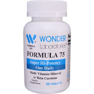 Super Hi-Potency One Daily - Formula 75