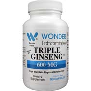 Triple Ginseng 600 mg