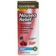 Anti-Nausea Liquid Cherry Flavor