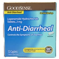 Anti-Diarrheal - Easy to Swallow | Loperamide Hydrochloride