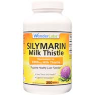 Silymarin Milk Thistle 1000 mg