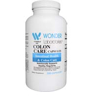 Colon Care Capsules | Intestinal Health & Colon Care