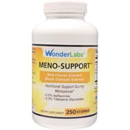 Meno-Support | Red Clover Extract - Black Cohosh Extract
