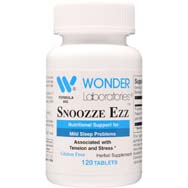 Snoozze-Ezz™ - Healthy Sleep Support