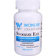 Snoozze-Ezz™ - Health Sleep Support