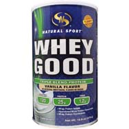 Whey Good - Triple Blend Protein - Vanilla Flavor
