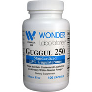 Guggul 250 | Maintain Cholesterol Within Normal Range