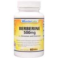 Berberine-500+ TripleDefense w/ Chromium and Cinnamon