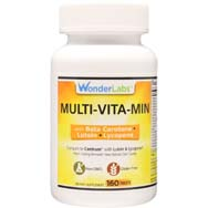 Multi-Vita-Min w/ Beta Carotene, Lutein and Lycopene