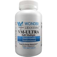 VM-Ultra | Soft Multiple Vitamin and Mineral