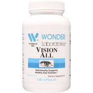 Vision All | Nutritional Support for Healthy Eye Function