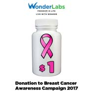 Breast Cancer Awareness Month Donation ($1)