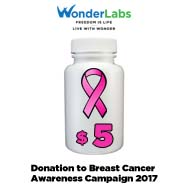 Breast Cancer Awareness Month Donation ($5)