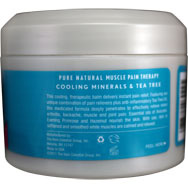 Cooling Mineral Gel Pain Reliever