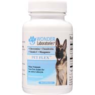Pet Flex | Support Healthy Joints for Your Pets