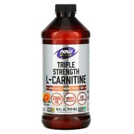 L-Carnitine 3000 mg Liquid | Triple Strength