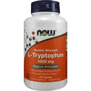L-Tryptophan High Potency 1000 mg