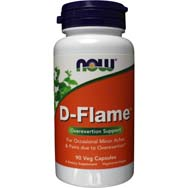 D-Flame™ | Overexertion Support