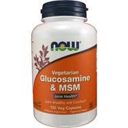 Glucosamine & MSM Joint Health
