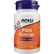 PQQ Energy | Cognitive Support