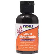 Melatonin Liquid Helps Regulate Sleep Cycle**