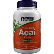 Acai 500mg | Freeze Dried Super Fruit