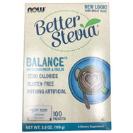 Stevia Balance with Inulin and Chromium