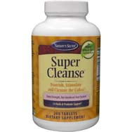 Super Cleanse - Nourish, Stimulate and Cleanse the Colon