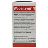 WOBENZYME N Enzyme Supplement