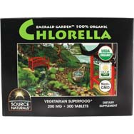 Chlorella - Vegetarian Superfood