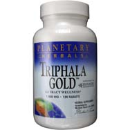 Triphala Gold | GI Tract Wellness - 1000 mg