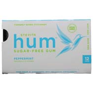 SteviaDent™ Peppermint Chewing Gum