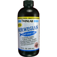 Norwegian Cod Liver Oil - Cherry Flavored