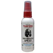 Dry Mouth Spray Instant Moisture - Menthol Flavor
