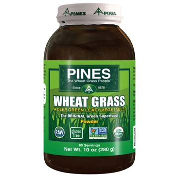 Wheat Grass Powder - A Deep Green Leafy Vegetable