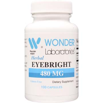 Herbal Eyebright 470 mg