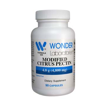 Modified Citrus Pectin Capsules