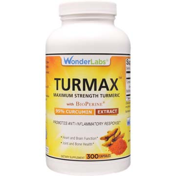Turmeric Extract Standardized to Contain 95% Curcumin