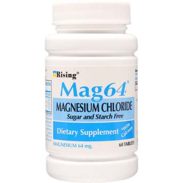 Mag64® Magnesium Chloride 64 mg | Compare to Slow-Mag