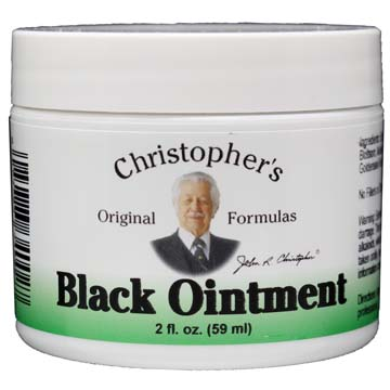 Black Draw Out Ointment